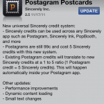 Postagram 2.5 and our new universal credit system